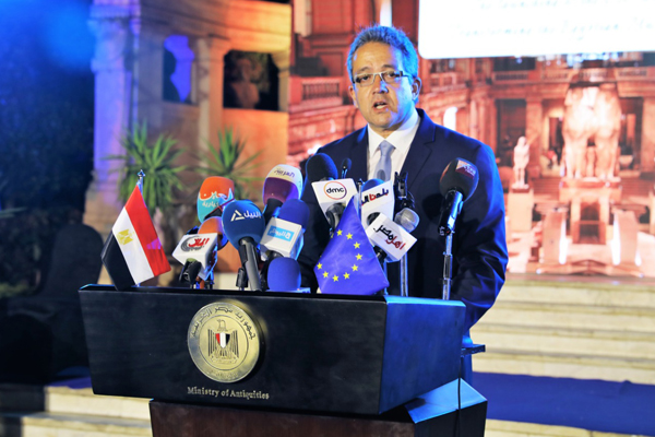 EU supports Egypt in the transformation of the Egyptian Museum of Cairo
