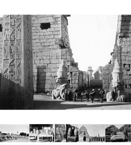 Photography of Egypt on Glass - Photo Treasures from the archives of the Ministry of Antiquities