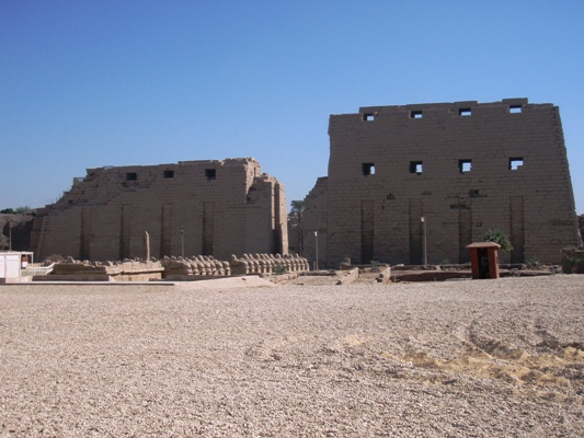 Ancient Thebes and its Necropolis