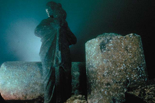 Mission of the European Institute of Submerged Antiquities