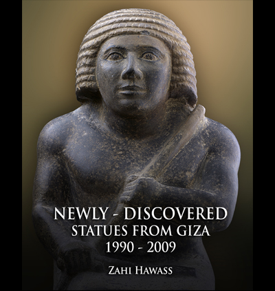 Newly-Discovered Statues from Giza 1990-2009