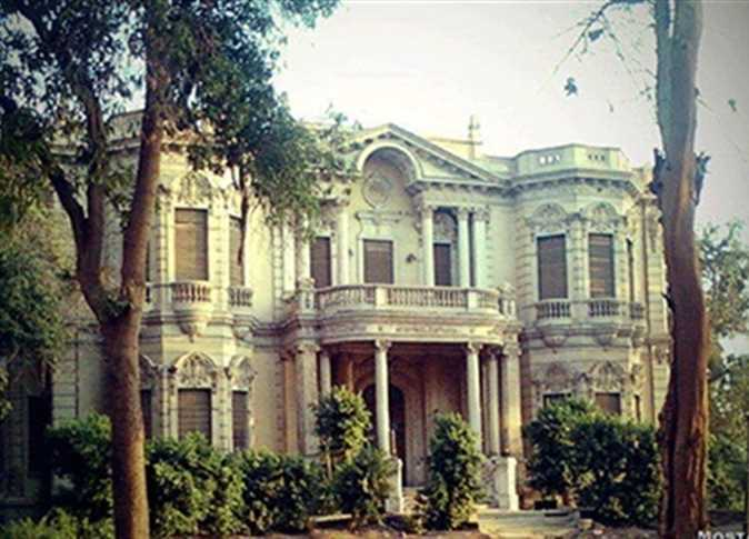 Restoration of the palace of Alexan Pasha
